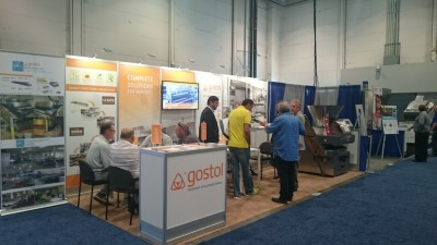 Gostol – Gopan d.o.o. -  part of IBIE Las Vegas Trade Fair, Nevada, US