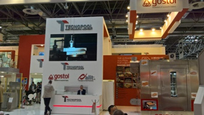 Gostol & Tecnopool at exhibition INTERPACK_04_10_05_2017